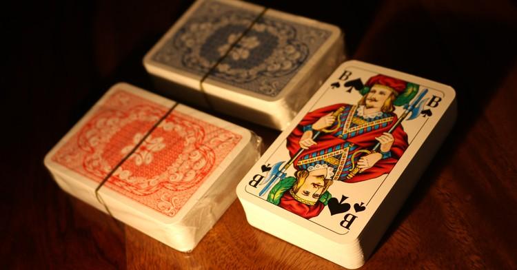 Altenburger Spielkarten Playing Cards - Seconds