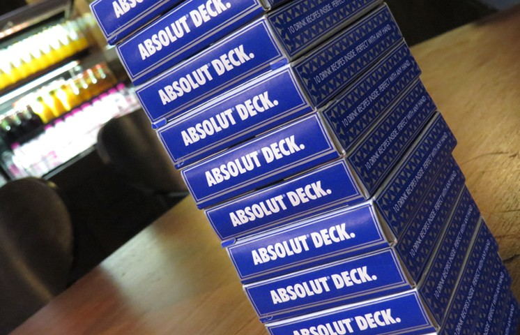 Absolut Deck