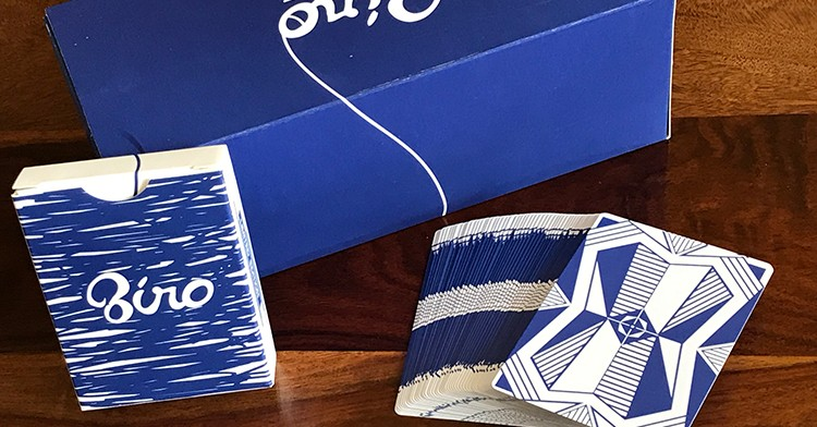 Biro Playing Cards