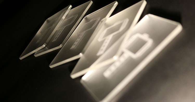 THOR Lucite Cardistry Trainers