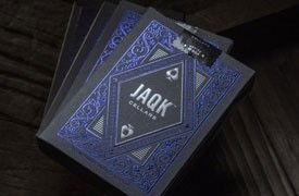 Blue JAQK Limited Edition