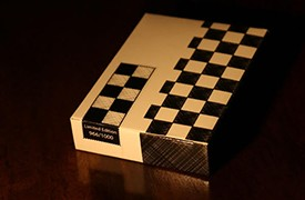 Chess Club Playing Cards - Numbered Seal Edition