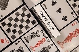 Chess Club Playing Cards - THIMBNAIL