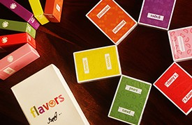 Signed Flavors Box Set - Thumbnail
