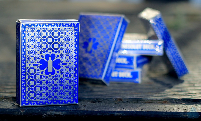 ABSOLUT DECK - Rare Absolut Vodka Playing Cards