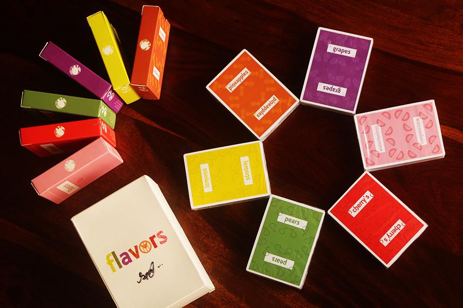 Mixed Fruit - Flavors Box Set