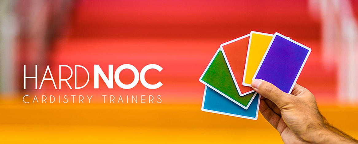 HARD NOCS - Cardistry Trainers